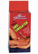 Masturbateur Oro Stimulator