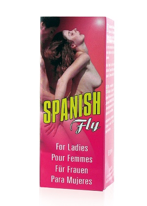 aphrodisiaque Excitant Spanish Fly For Ladies