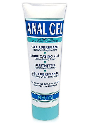 lubrifiant Lubrifiant Anal Gel